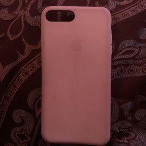 apple silicone phone case iPhone 6/7/8